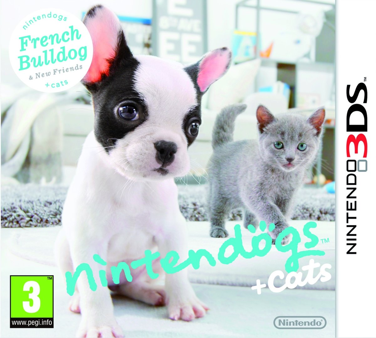 DS TÉLÉCHARGER NINTENDOGS CATS