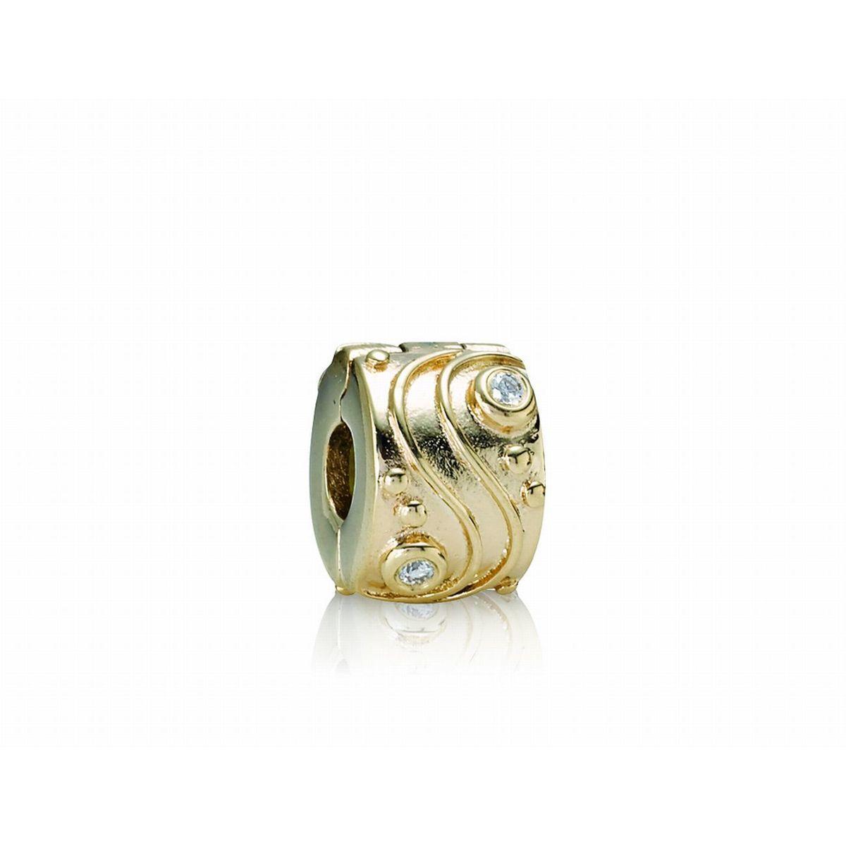 Pandora Clip Gouden Gerbera Clip 750806 kopen