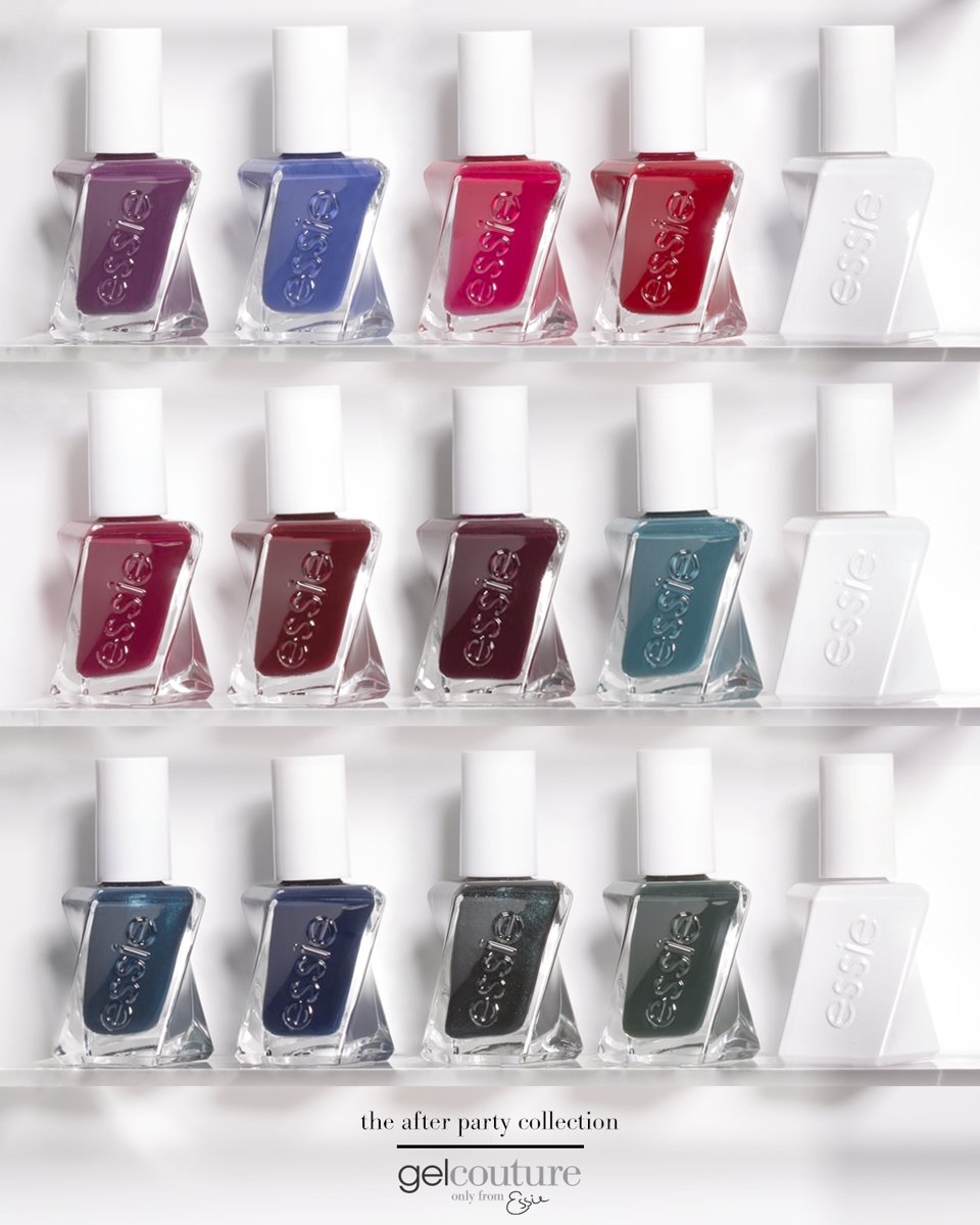 bol.com | Essie gel couture 390 Surrounded By Studs - Gel Nagellak