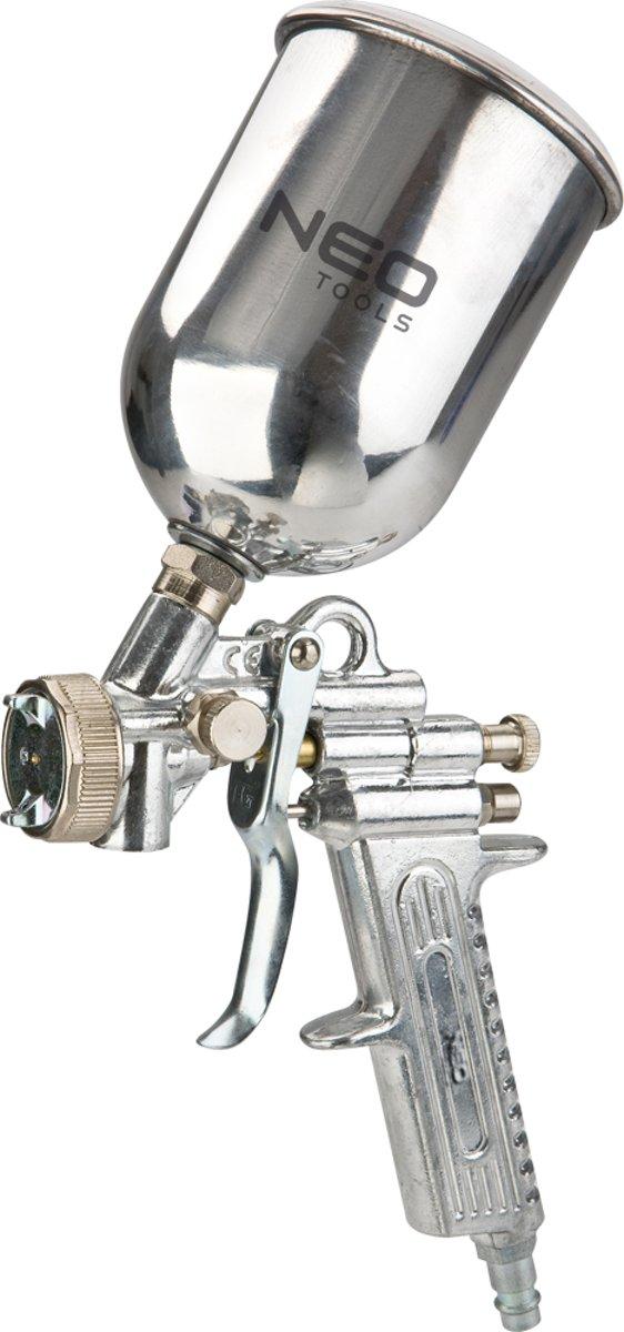 Neo Tools Spraypistool 1,4mm 0,5L Boverbeker 3-4 Bar CE kopen