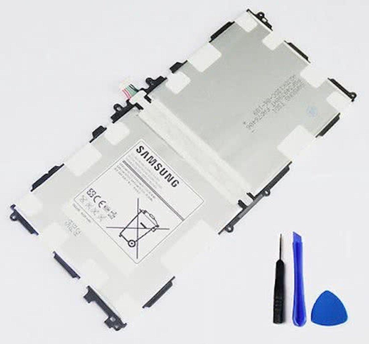 Accu / Batterij voor Samsung Galaxy Tab Note 10.1 P600 - T8220E - 8220mAh - inclusief tools kopen