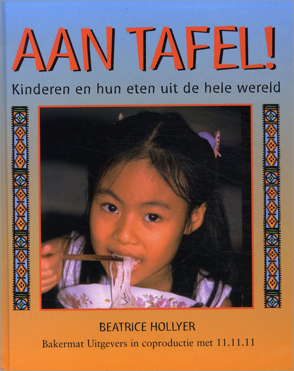 Beatrice Hollyer - Aan Tafel!