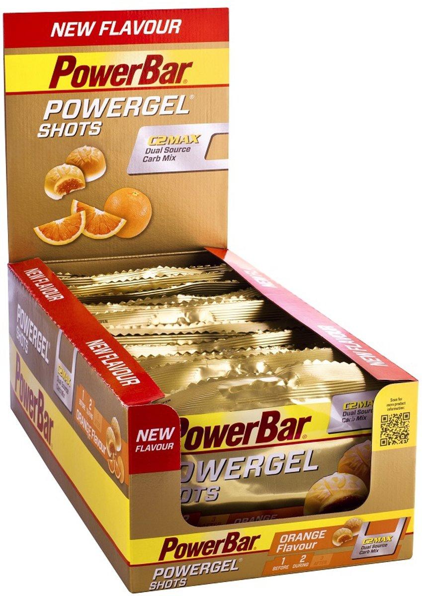 PowerBar PowerGel Shots Orange 16x60g kopen