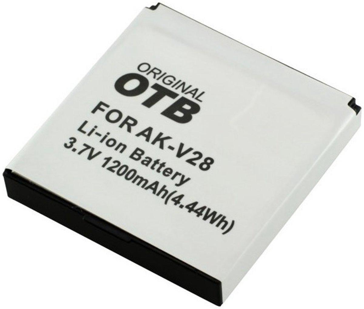 Batterij voor Emporia AK-V28 Li-Ion kopen