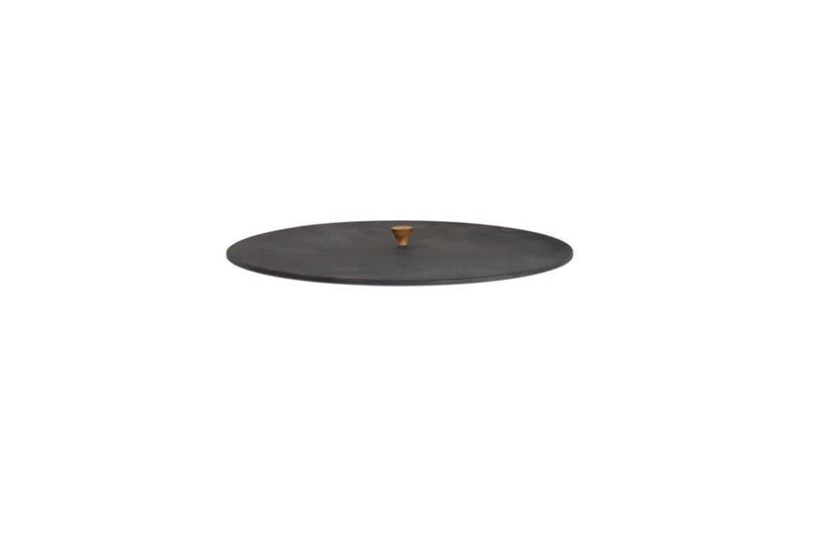 Ofyr deksel zwart 100cm voor ofyr 100/100 kopen