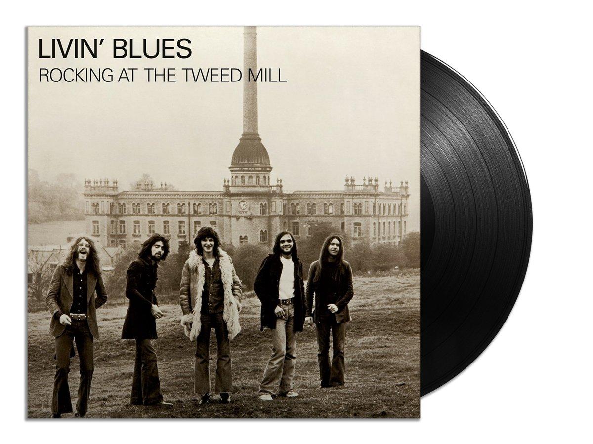 Livin' Blues - ROCKING AT THE   Vinyl kopen