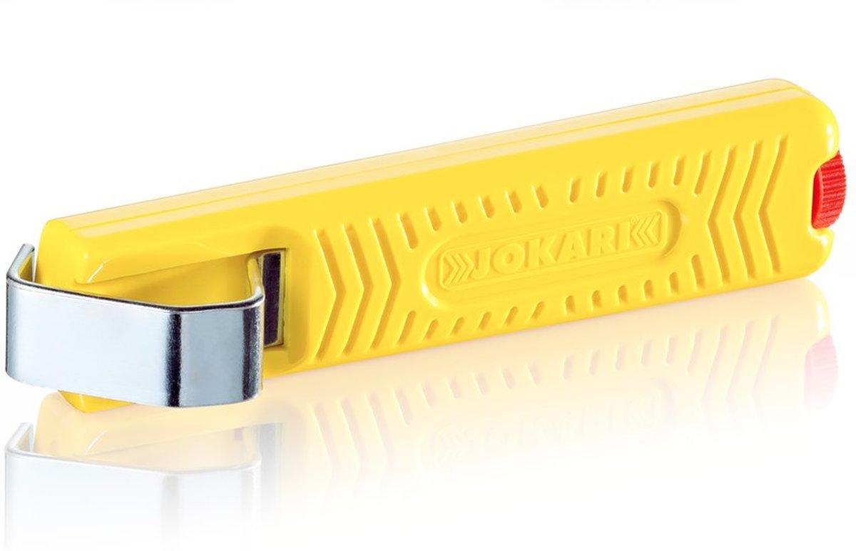 Jokari 10272 Nr. 27 Kabelstripper incl. reservemes - 8-28mm kopen