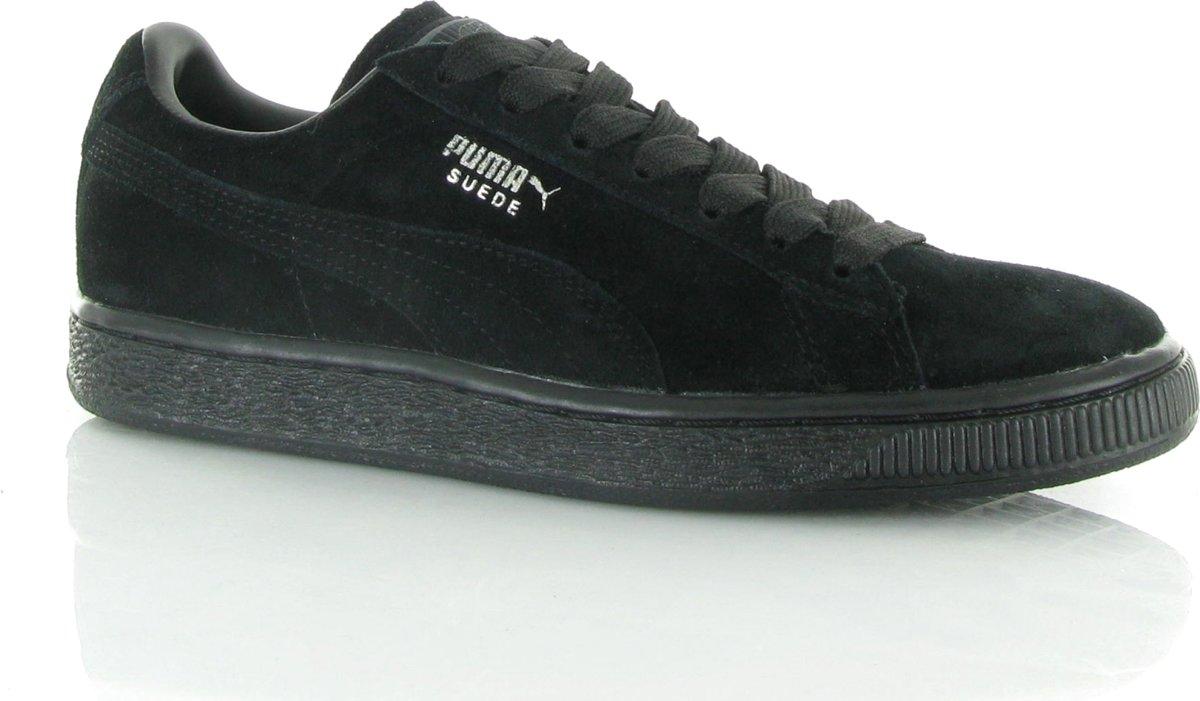 4039e338151 bol.com | Puma Suede Classic - Sneakers - Unisex - Maat 46 - Zwart