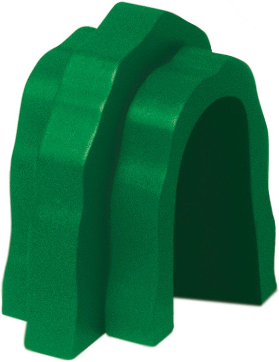Bino treinbaan groene tunnel