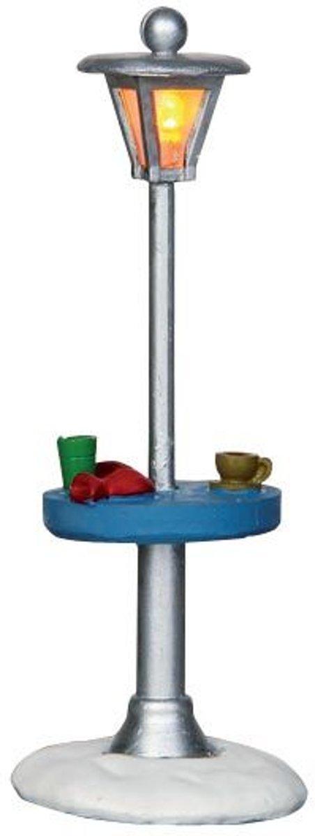 Lemax Kerstdecoratie Lemax - Outdoor Table Heat Lamp, B/O (4.5V) kopen