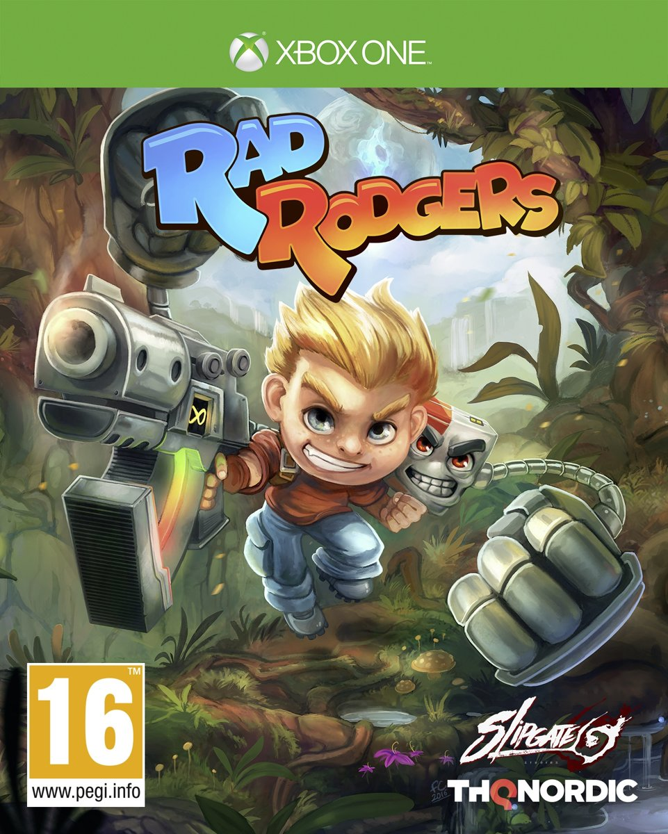 Rad Rodgers Xbox One