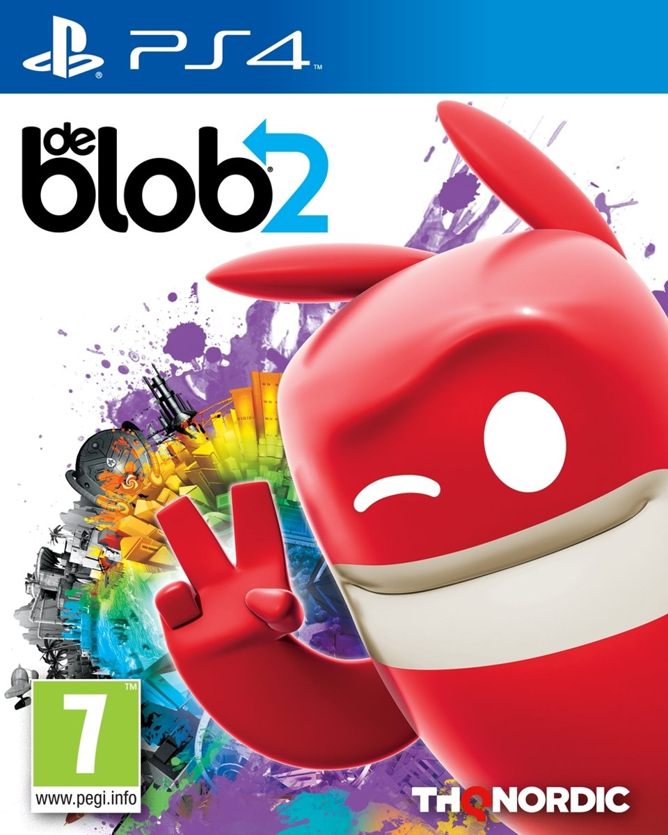 de Blob 2 PlayStation 4