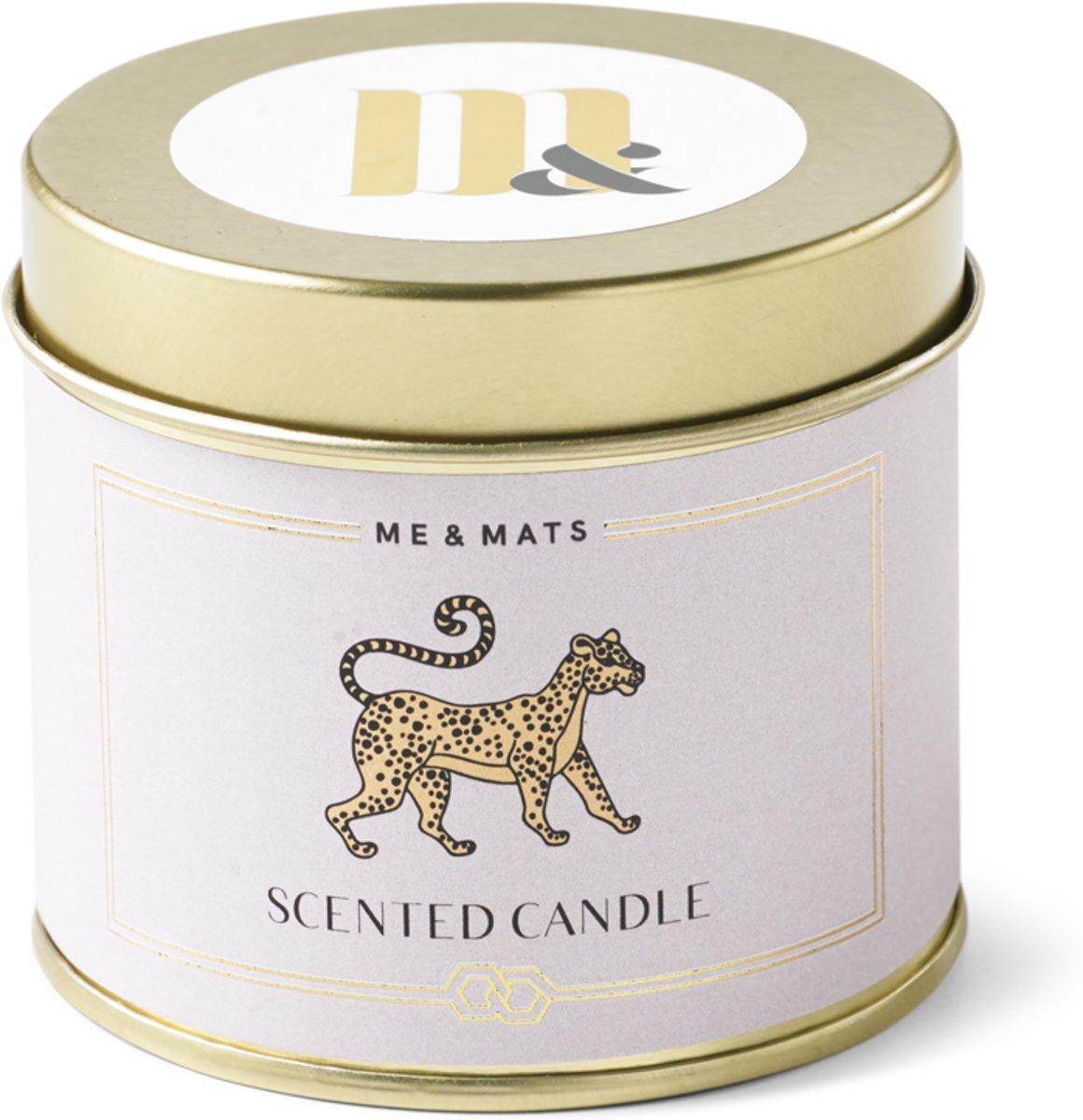 ME/&MATS tin Candle You Tigra