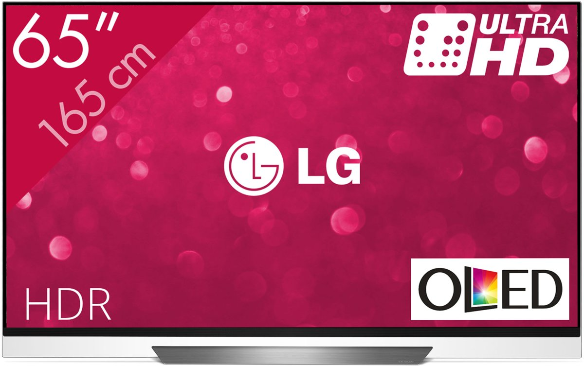 LG OLED65E8PLA - 4k OLED TV voor €3.329