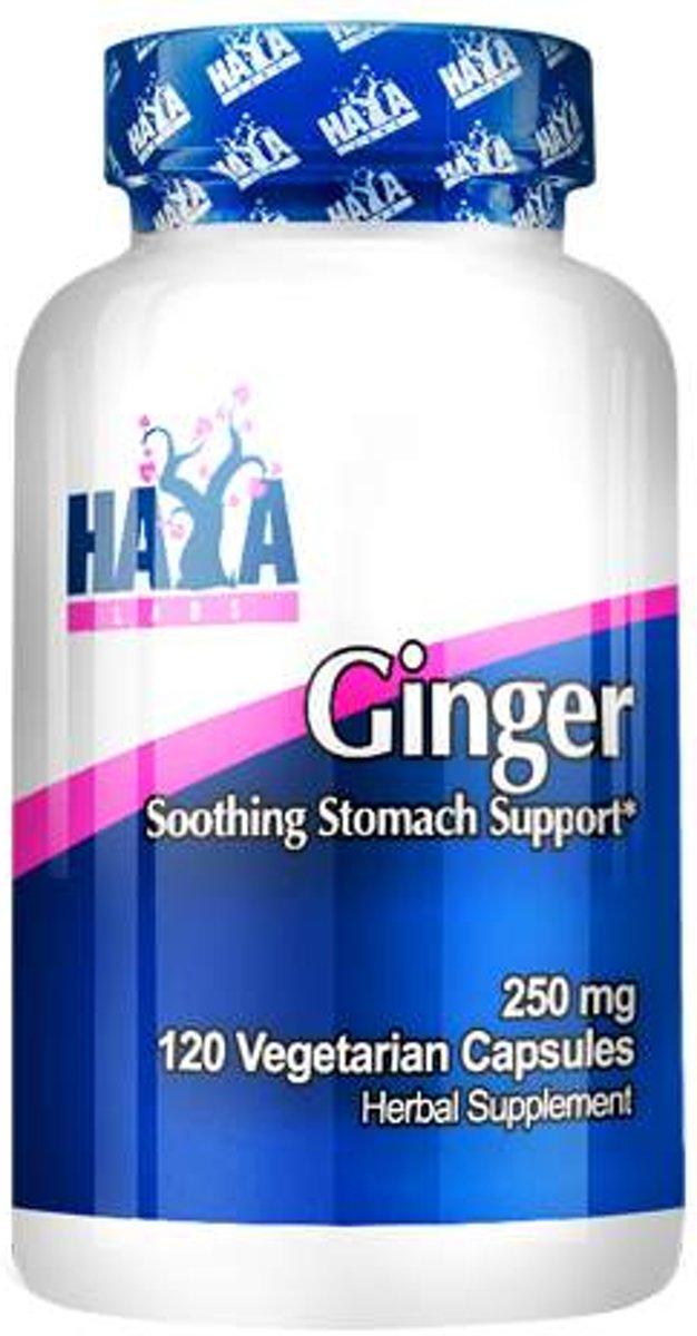 Ginger Haya Labs 120v-caps kopen