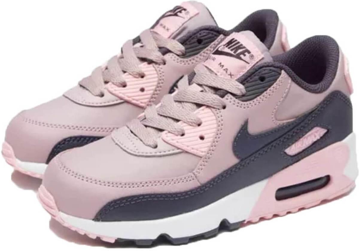 nike air max 90 junior roze