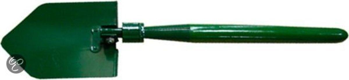 Campingspade - Pionierschopje - Uitgeklapt 650 mm lang kopen
