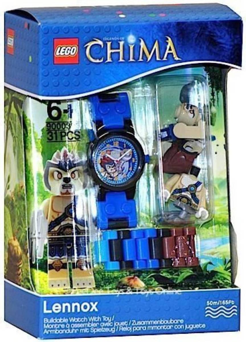 Lego Chima horloge Lennox Lego 9000393
