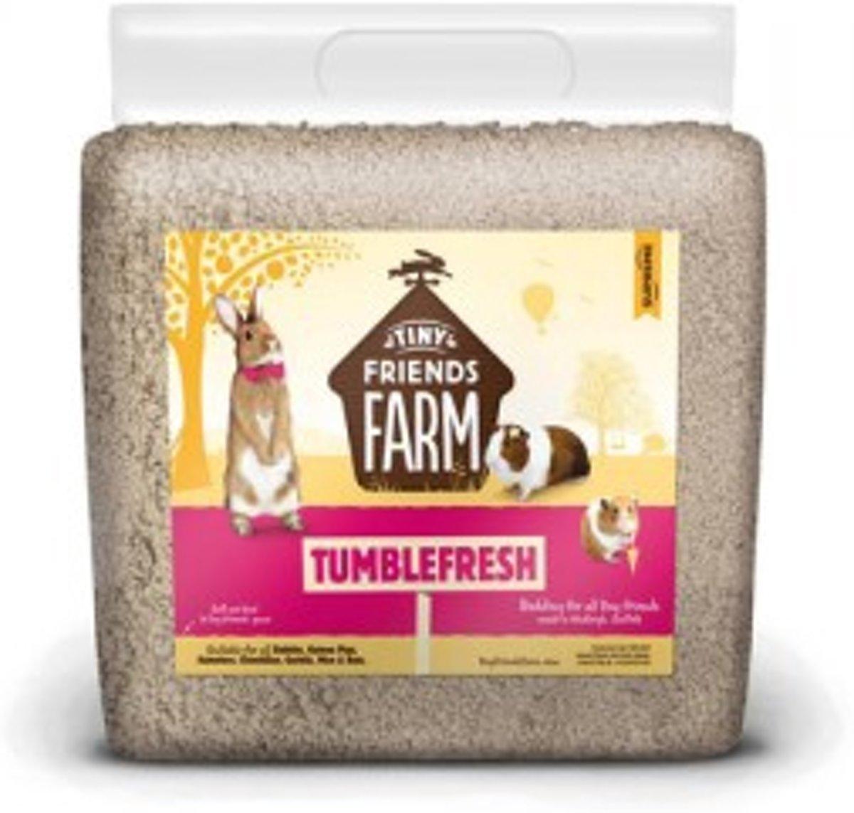 Supreme Tiny Friends Farm - Tumblefresh 17 l