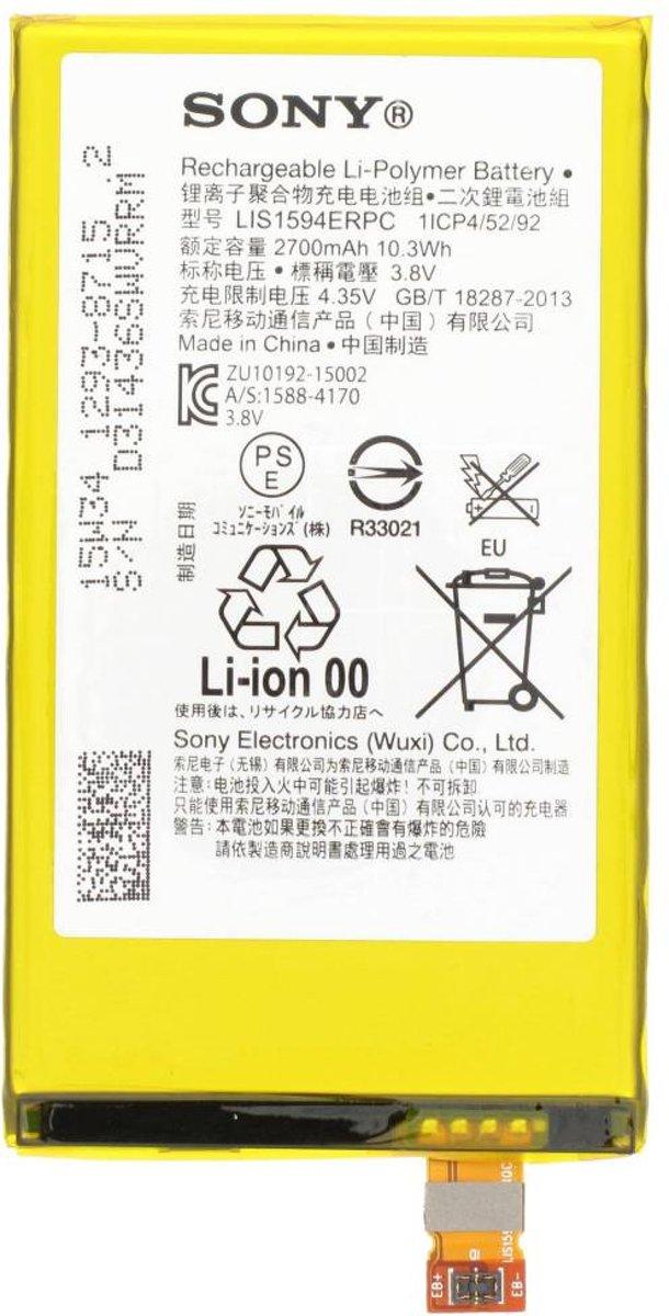 Sony Sony Xperia Z5 Premium Accu Batterij, LIS1605ERPC, 3430mAh, 1296-2635 kopen