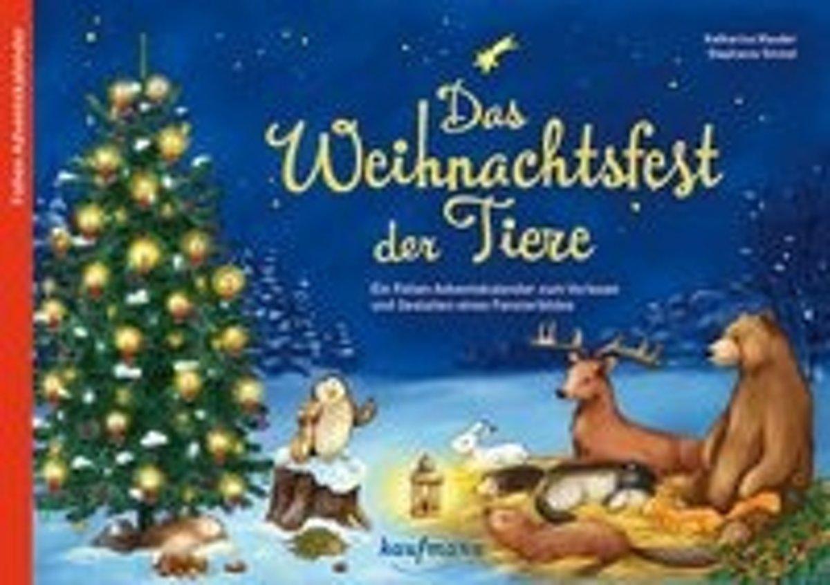 Das Weihnachtsfest der Tiere kopen