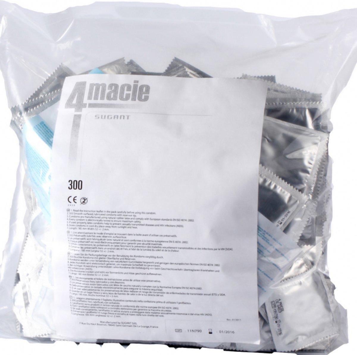 15 Condooms Veilig Vrijen - Sugant 4Macie Condooms kopen