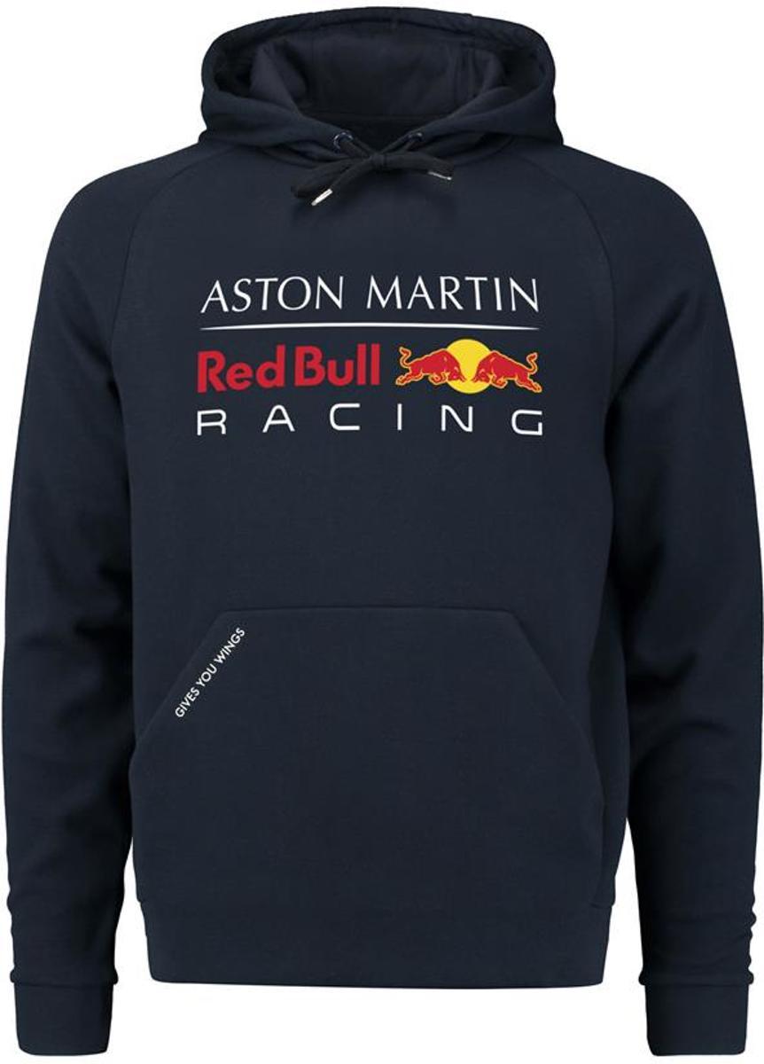Aston Martin Red Bull Racing Hoody Blauw 2018 L
