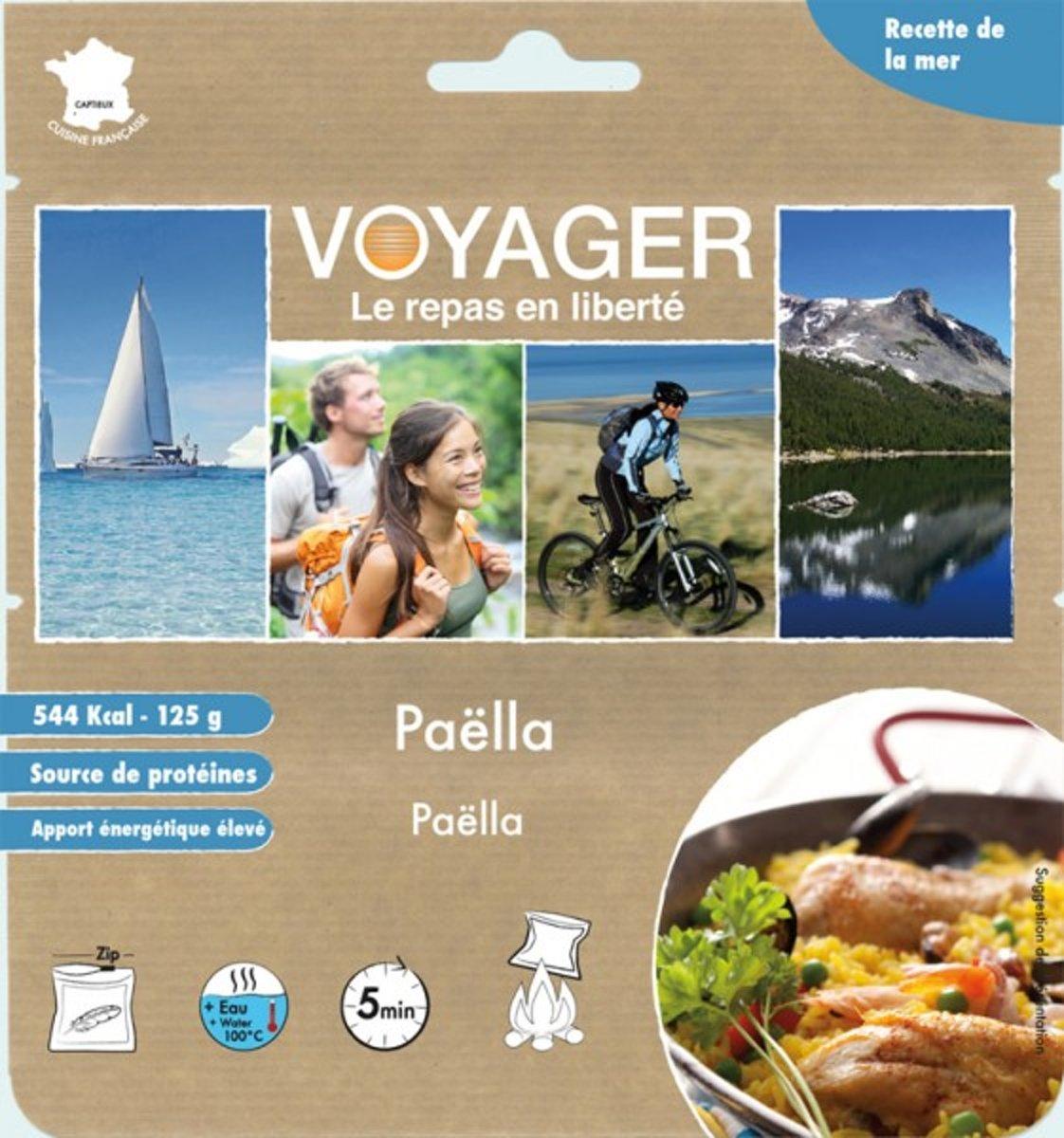 Paella (ECO-BAG) - Maaltijd voor onderweg kopen