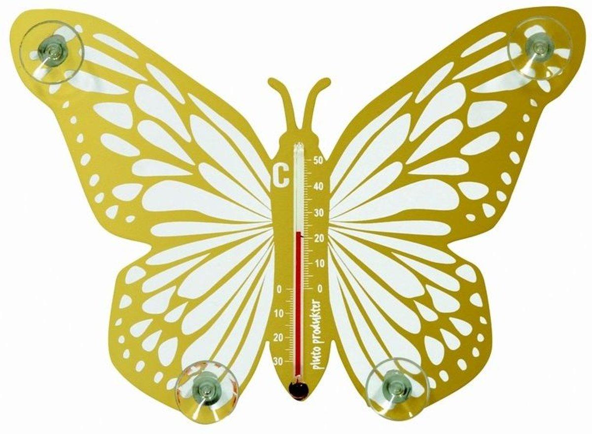 Pluto raam thermometer Vlinder kopen