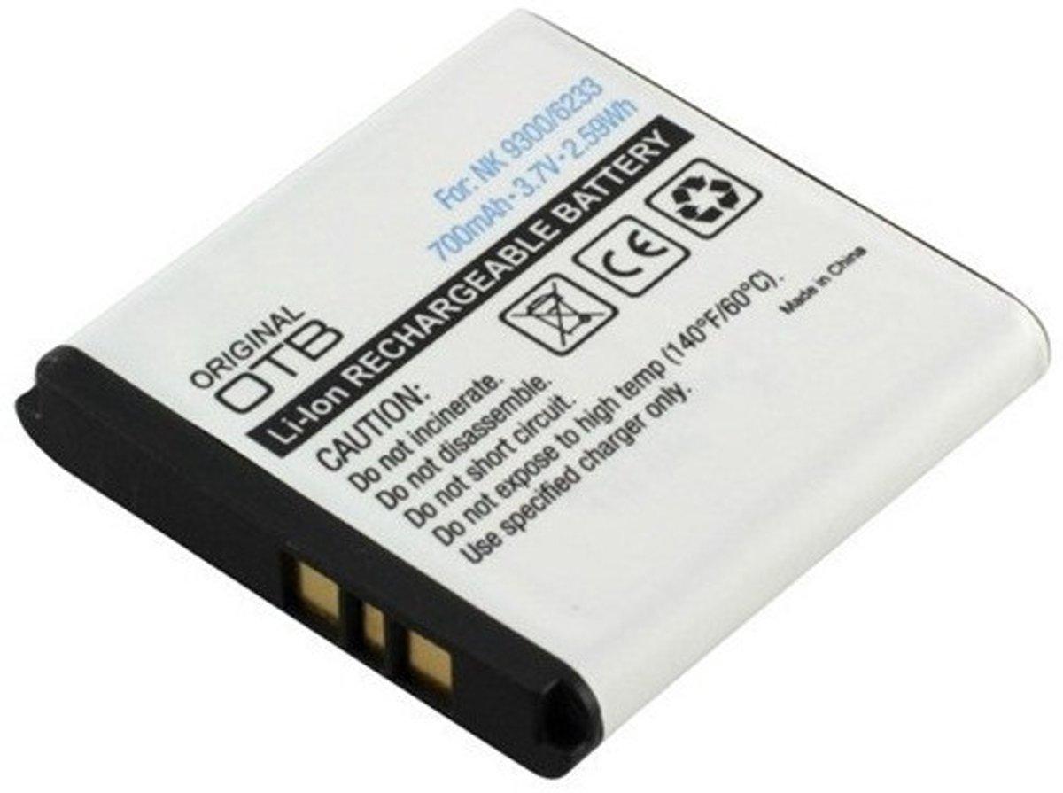 Accu voor Nokia BP-6M 700mAh 3.7V Li-Ion kopen