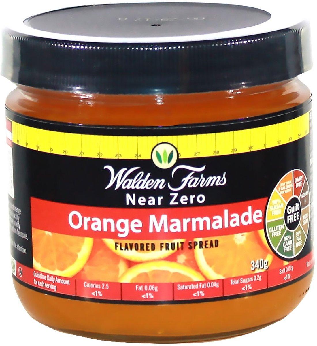 Walden Farms Jam & Jelly Fruit Spread - 1 pot - Orange Marmalade kopen