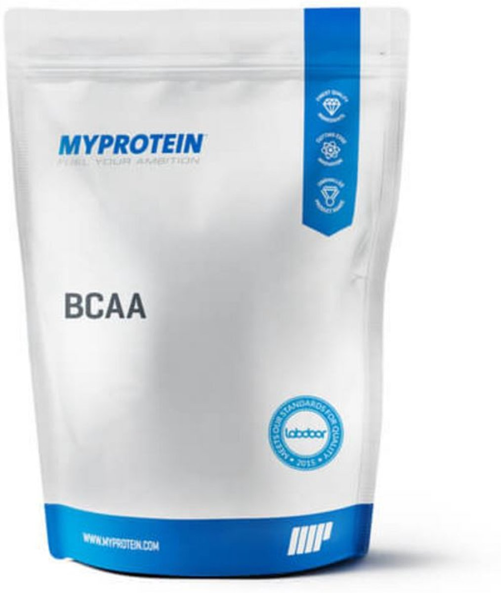 BCAA Branched Chain Amino Acids - 250G - MyProtein kopen