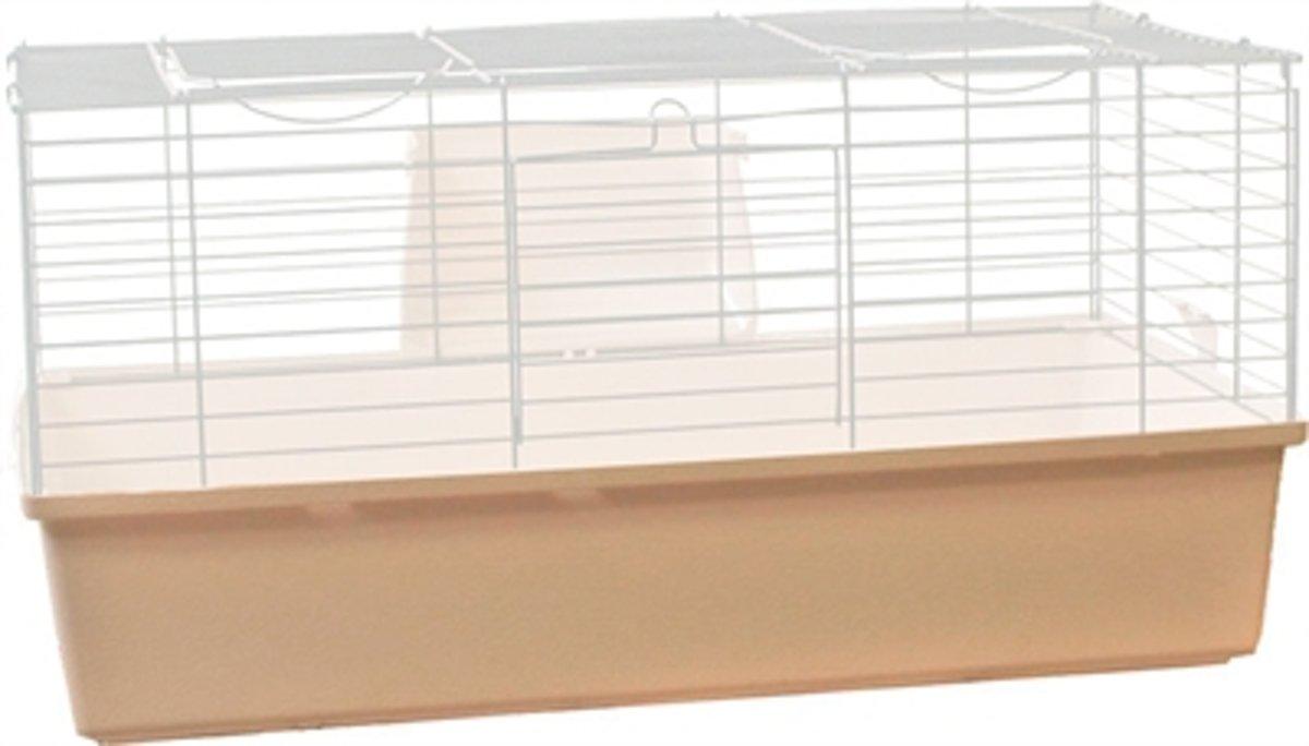 Mps onderbak voor konijnenkooi sonny beige