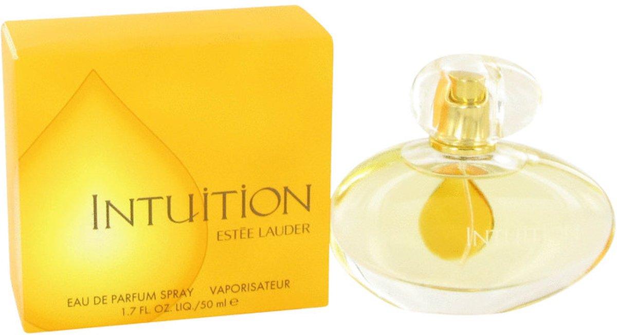 50 Lauder De Eau Intuition Parfum Ml Estee tsdxBohCQr