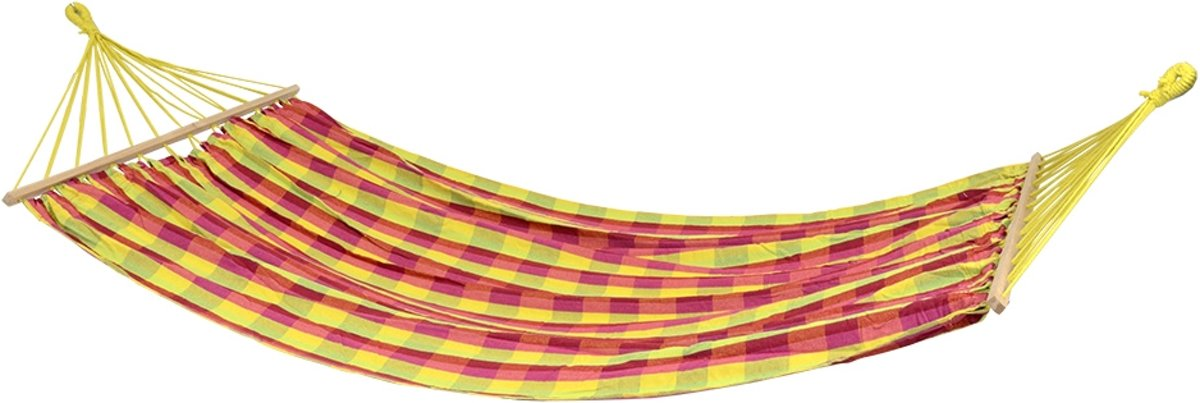 Hangmat 220x160cm, 3 assorti