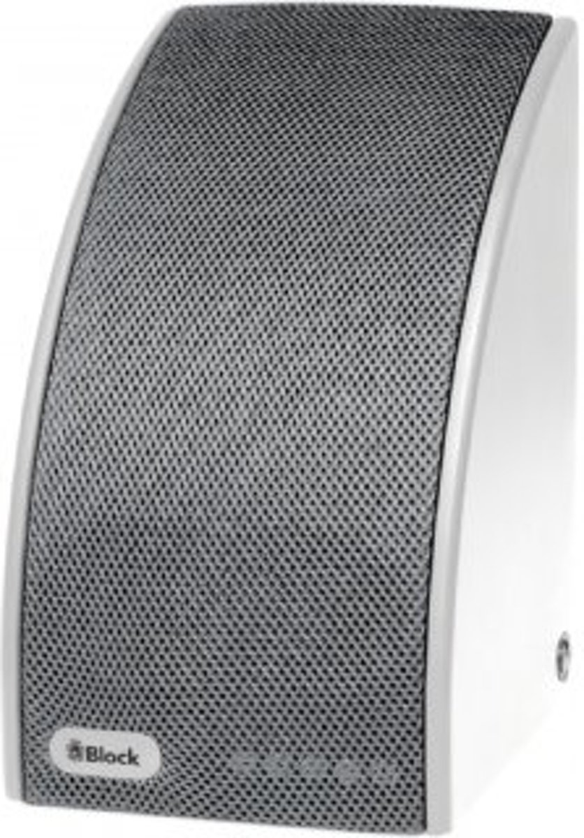 Block SB-50 - Multiroom Speaker White Grey kopen