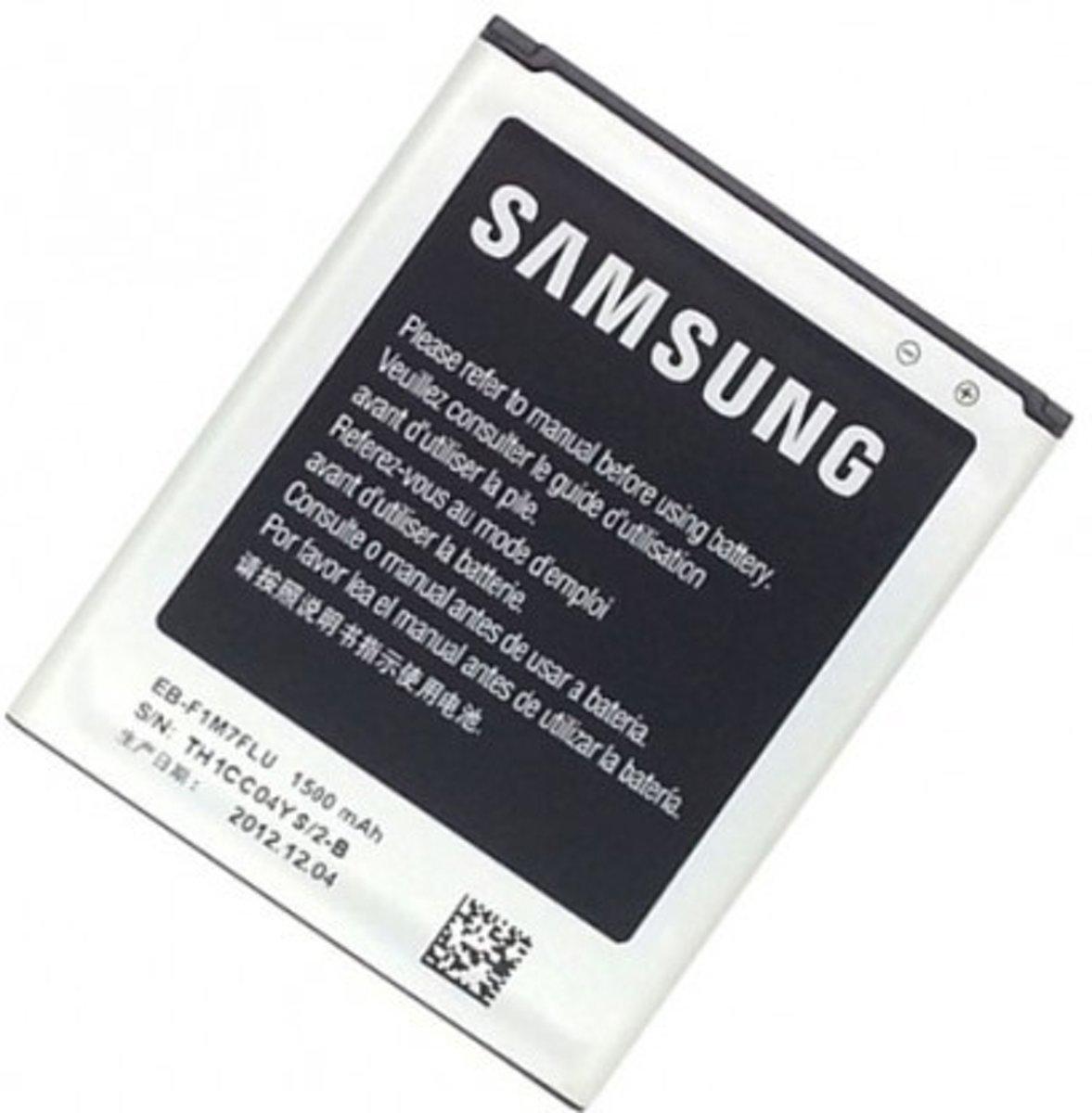 Samsung Accu EBF1M7FLU voor Samsung Galaxy S3 Mini i8190 - Origineel kopen
