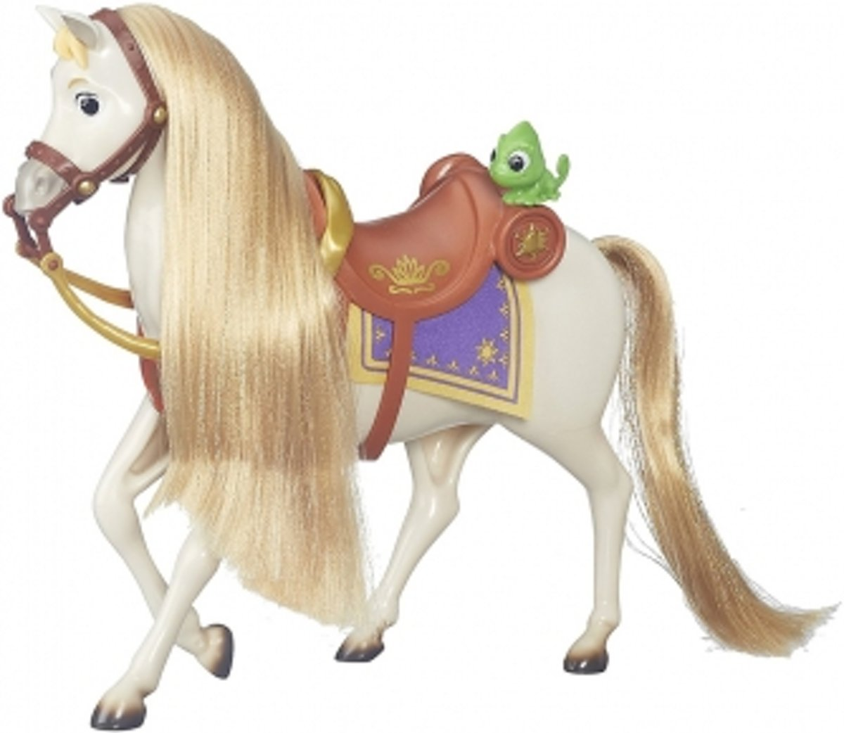 Disney Prinses Rapunzel Met Paard