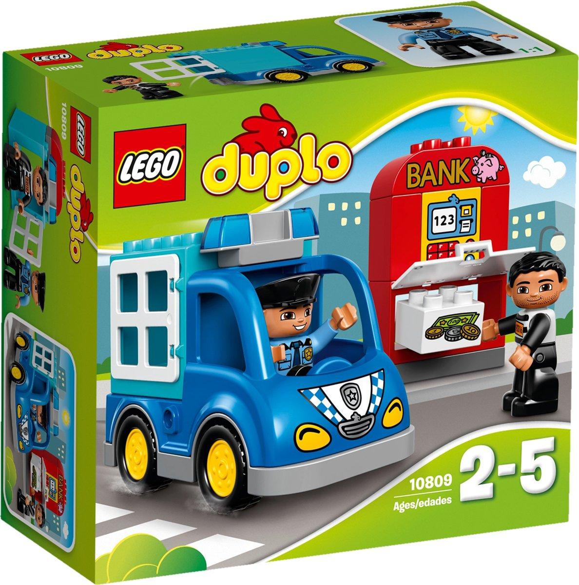 LEGO DUPLO Politiepatrouille - 10809