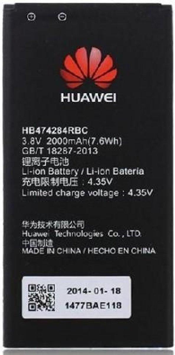 Huawei Ascend Y550 Batterij HB474284RBC Origineel kopen