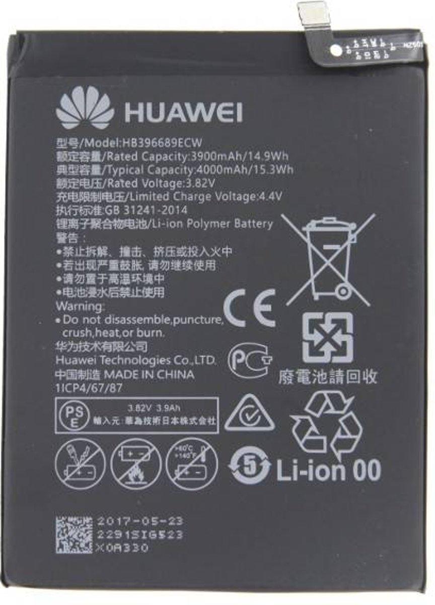 Huawei Accu, HB396689ECW, 4000mAh, 24022291 kopen