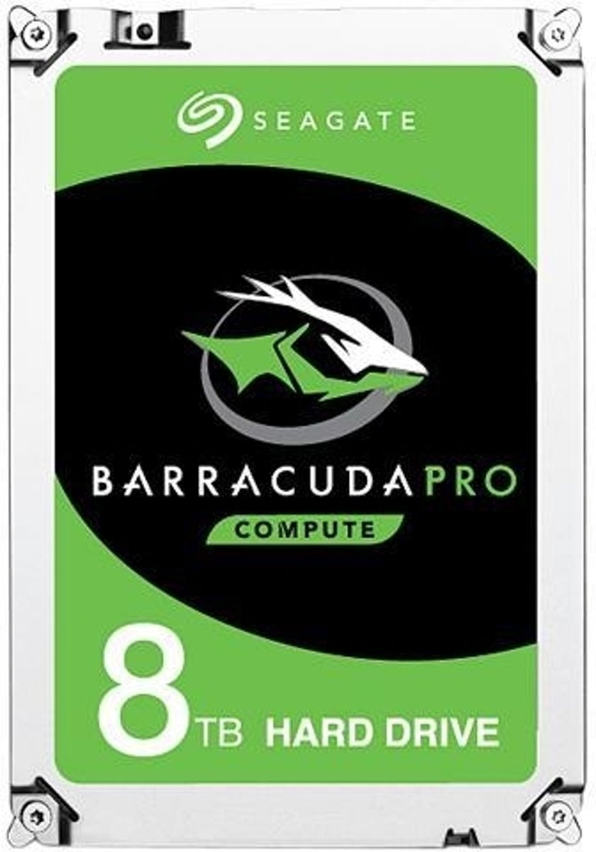Seagate Barracuda Pro 8TB 3.5'', Serial ATA III 3.5'' 8000 GB SATA III kopen