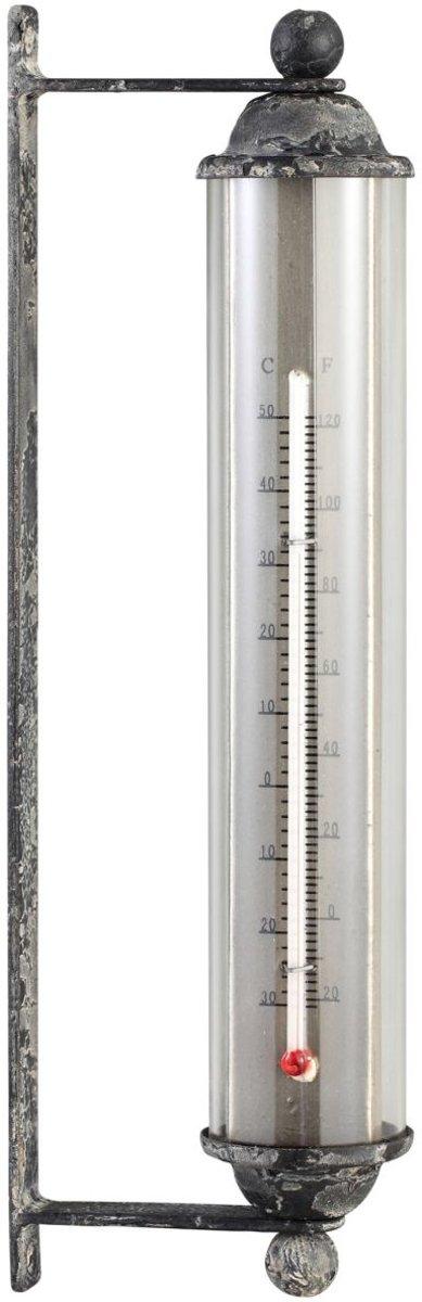 PTMD - Buitenthermometer - Grijs - 30 cm kopen