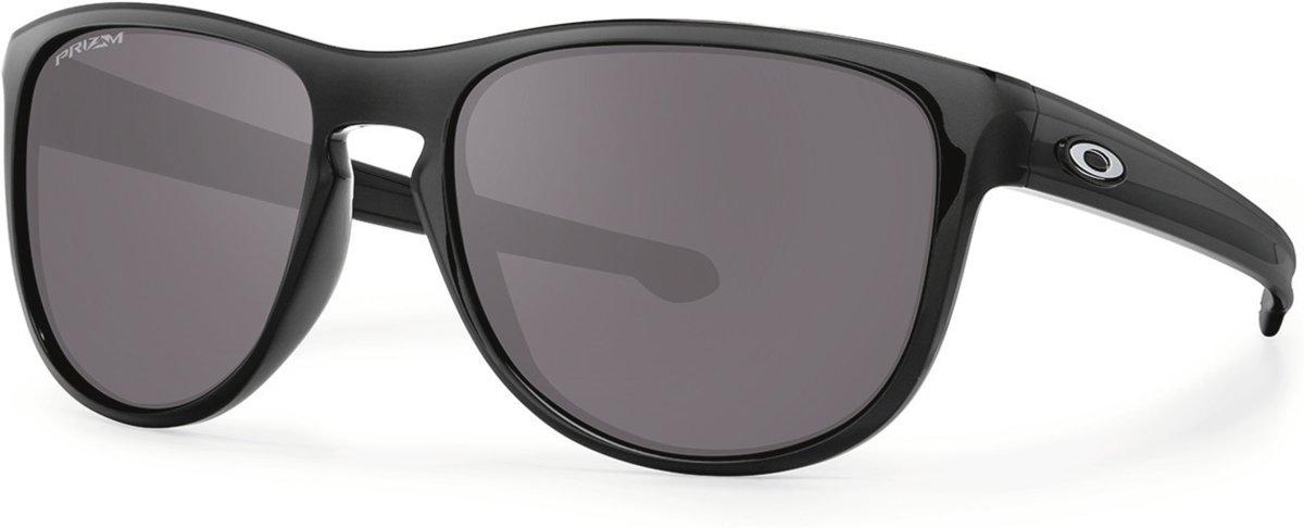 Oakley Sliver R - Zonnebril - Polarized - Polished Black / Prizm Daily kopen