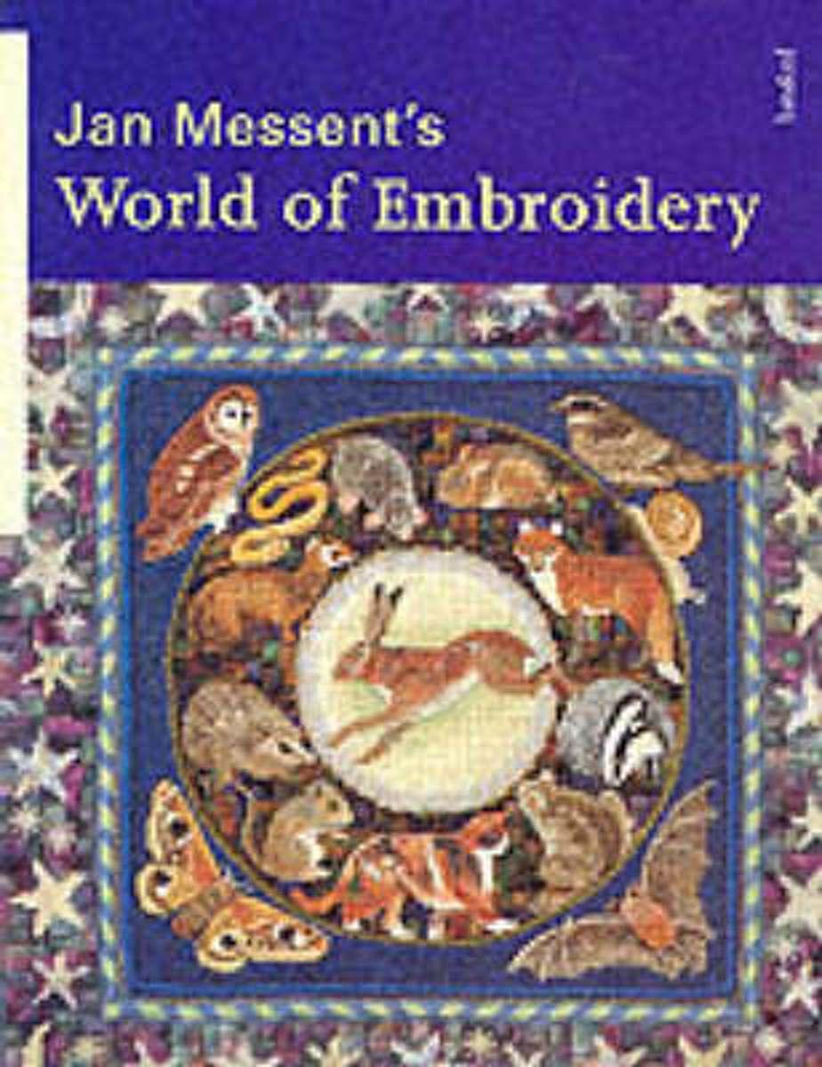 bol.com | Jan Messent's World of Embroidery, Jan Messent | 9780713479980 |  Boeken