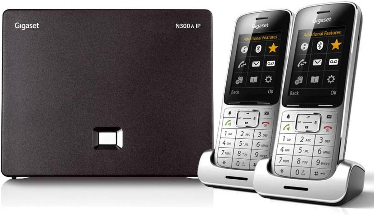 Gigaset SL450A IP Duo twee handsets kopen