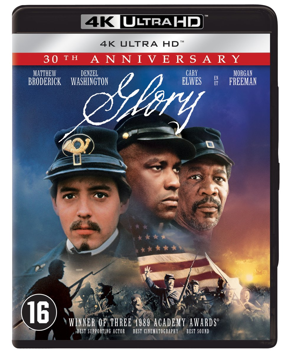 Glory (4K Ultra HD Blu-ray)-