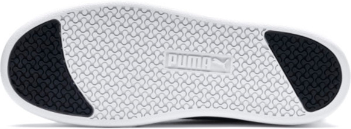 Puma Smash Platform L wit sneakers dames (366487 12)