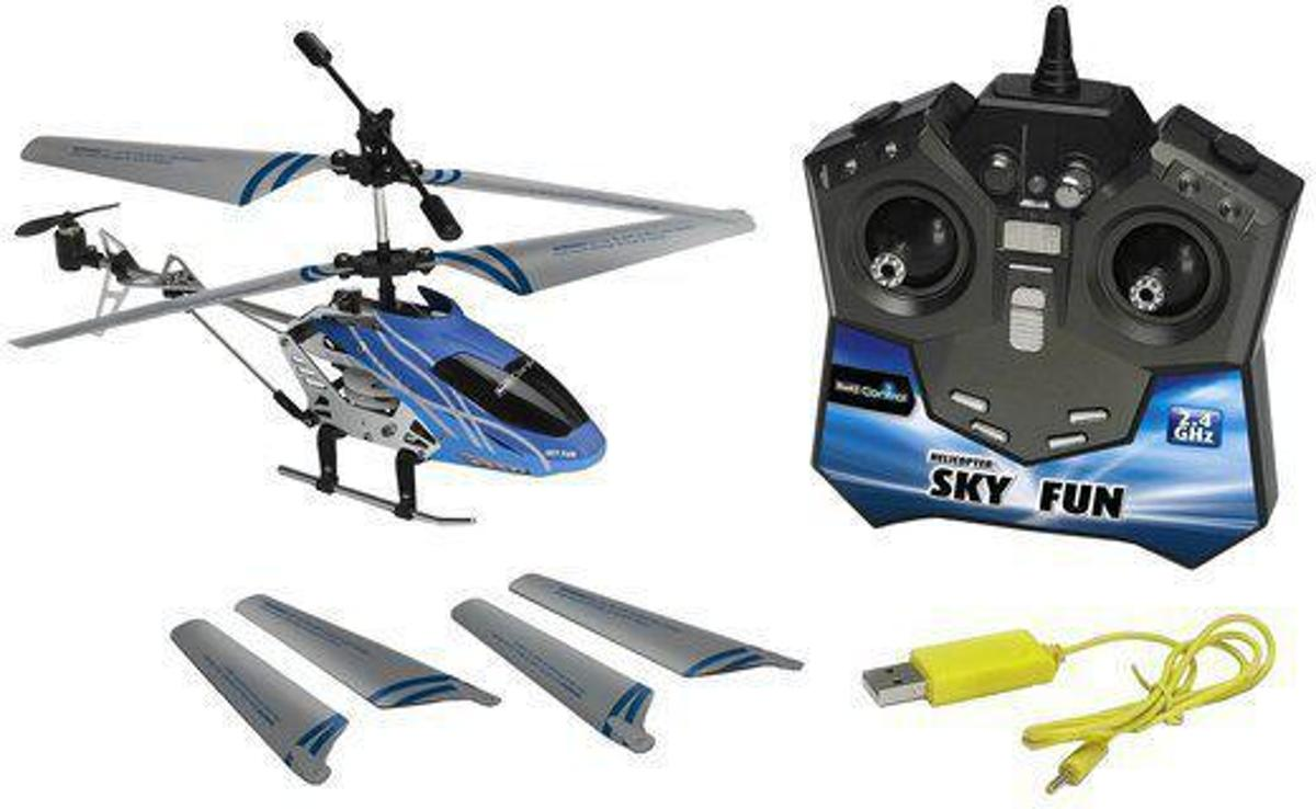 Revell Helicopter Sky Fun - RC Helicopter