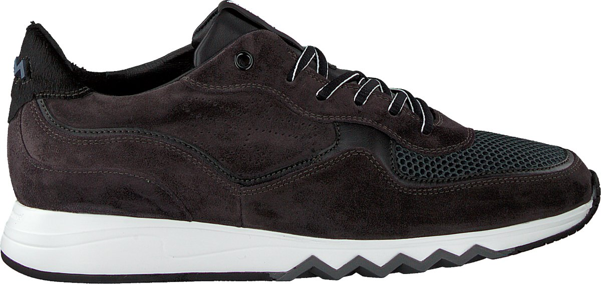 | Floris Van Bommel Heren Sneakers 16093 Grijs